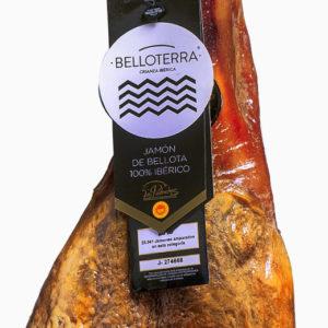 amón de Bellota 100% Ibérico D.O. LOS PEDROCHES