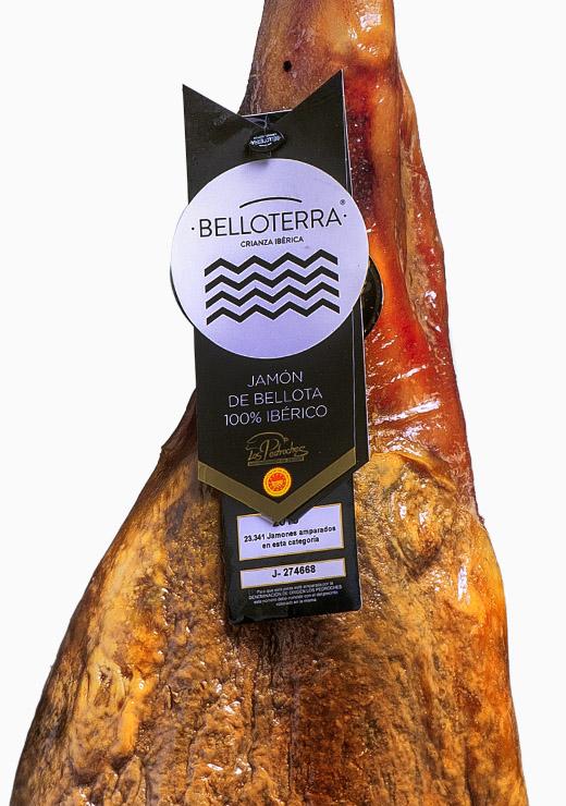 Jamón de Bellota 100% Ibérico D.O. LOS PEDROCHES